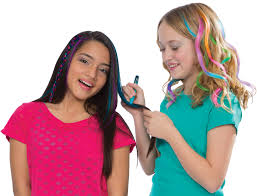 chalk hair dye kids