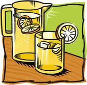 lemonade clip art