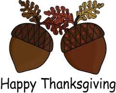 thanksgiving acorns